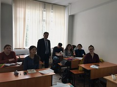 "professor Stojanovic delivered the lectures on KazNU on 2. and 3. December 2016 <a style=""margin-left:10px; font-size:0.8em;"" href=""https://www.flickr.com/photos/89847229@N08/31402514986/"" target=""_blank"">@flickr</a>"