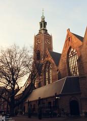 Grote Kerk (St. Jacobskerk), The Hague. (Luke Hermans) Tags: grote kerk den haag sint jacobskerk jacobs st saint the hague nederland netherlands torenstraat schoolstraat dagelijkse groenmarkt churches kerken