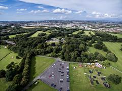 St Helens Sherdley park (sammys gallery) Tags: aerial sthelens phantom3 dji sherdleypark dronecamera