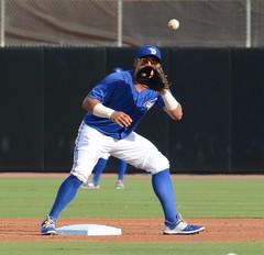 lopes_christian (Buck Davidson) Tags: blue toronto state baseball florida christian dunedin buck jays minor davidson prospect league lopes 2015 nikond7100 tamronsp70200f28divcusd
