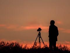 De fotograaf en het licht (aj.lindeboom) Tags: