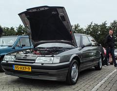 DSCF1206 (peterolthof) Tags: autoweekmeeting demeern 1682015 95hxp9 sidecode7 import rovervitesse rover800 rover 800 vitesse peterolthof