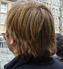 Thick dark blond mop (GusRoman) Tags: hair longhair bald barbershop barber sideburns buzzcut buzzed burr mop stubble nape