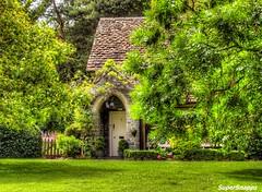 Rose Cottage Door (supersnappz1) Tags: england building history rose bristol cottage historic hose nationaltrust blaisehamlet canonpowershotsx530hs