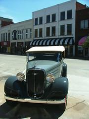 DSCF3365 (jHc__johart) Tags: auto classic chevrolet oklahoma vintage automobile chevy chickasha