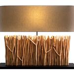Wooden lampの写真