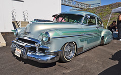 FleetlineFest (KID DEUCE) Tags: show classic chevrolet car antique chevy custom fest bomb lowrider fleetline kustom 2015