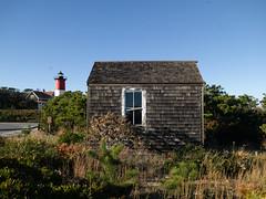 Nauset Beach, Cape Cod (6SN7) Tags: ocean tourism beach outdoors seaside capecod massachusetts newengland lighhouse nauset