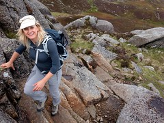 """Edita on the southeast ridge of Moel Siabod • <a style=""""font-size:0.8em;"""" href=""""http://www.flickr.com/photos/41849531@N04/21592002565/"""" target=""""_blank"""">View on Flickr</a>"""