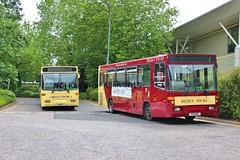 Double Dash (South West Transport News) Tags: south dash hedge 111 alexander dennis tours 112 dart stagecoach hend brijan n5bjt pui8112
