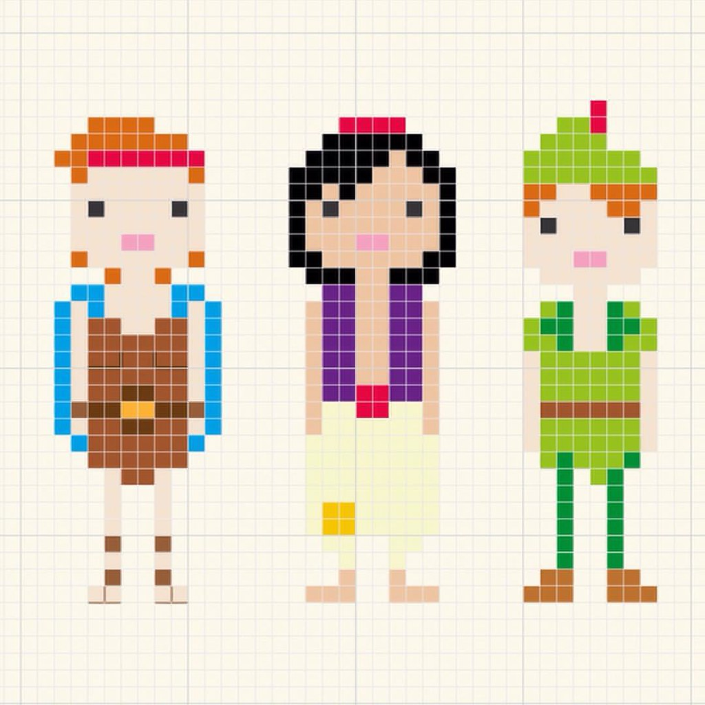 The Worlds Newest Photos Of Disney And Pixelart Flickr