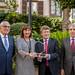 Passation de la Présidence de l'Eurorégion | Traspàs de la presidència de l'Euroregió