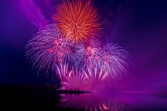 Fireworks II (digitalVerve) Tags: show longexposure festival fireworks outdoor competition celebration international pyro pyrotechnics globalfest singleexposure