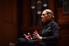 Martine Rothblatt (Oberlin College) Tags: unitedstates speaker series guest convocation lecture futurist martinerothblatt oberlincollege finneychapel convocationguestlecturespeakerseries