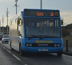 Travelsure YN09LCM (Cobalt271) Tags: solo optare m950 travelsure yn09lcm