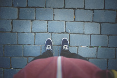 traveller in my own city (Bianca Dagheti) Tags: city travel feet shoes prague walk praha praga traveller explore vans viaggio piedi discover traveler viaggiare vansshoes scoprire topangle hipsterpicture
