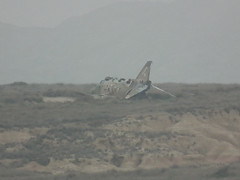 CR.12-41 RF-4C Las Bardenas Range 16-11-15 (BusterG4) Tags: phantom f4 rf4c spanishairforce lasbardenasreales rangetargets cr1241