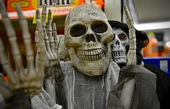 Hands in the Air LIke You Just Don't Care! (BKHagar *Kim*) Tags: halloween face skeleton skull hand celebration textures event bones skellington handsintheair likeyoujustdontcare bkhagar