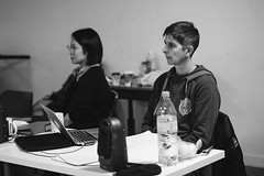 Bound Feet Blues 2015 full production - rehearsal Nov15 (Tiger Spirit - Yang-May Ooi) Tags: feet women theatre rehearsal stage chinese performance blues story actor director drama performer bound storytelling liveshow storyguru storyperformer