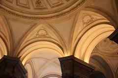 volte (Camillo diB ()) Tags: volta archi pennacchi lunette crociere etc vanvitelli reggiadicaserta architettura italia