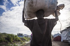 Life In A UN Protection Of Civilians Site (UNmigration) Tags: south sudan un poc iom internationalorganizationformigration