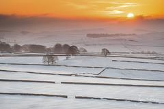 High Wheeldon Sunrise (JamesPicture) Tags: england snow sunrise high december unitedkingdom district peakdistrict peak 2014 wheeldon earlsterndale