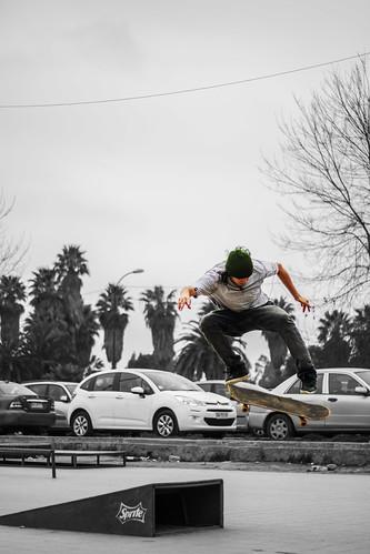 Francisco Ruiz - 360 Flip