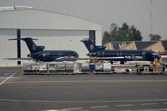 Policia Federal Preventiva - Boeing 727-264/Adv XC-FPA - PF 403 & PF404 (Kambui) Tags: airplane airplanes aviones avions flugzeuge  avies aeroplani kambui