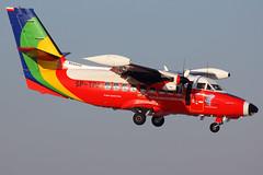 Let L-410 Turbolet | PANSA (RSgraphy) Tags: airport aviation parrot let spotting waw lotnisko pansa l410 epwa turbolet papuga avgeek avporn pap