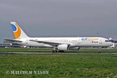 B757-256 EI-DUC KRAS AIR\AIRUNION (shanairpic) Tags: irish shannon boeing757 b757 jetairliner krasair airunion eiduc
