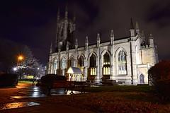 St Mary's church,bramall lane Sheffield (ianmanewell) Tags: