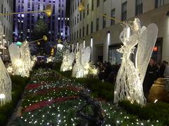 Rockefeller Center Christmas   --   20151214083636 (mshnaya) Tags: christmas street camera new york xmas light photo flickr cityscape foto display strasse snapshot decoration center scene rockefeller rue