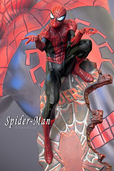 Spider-man Classic | Statue | Sideshow Collectibles (leadin2) Tags: man classic statue canon spider spiderman peterparker collection peter marvel campbell parker collectibles sideshow status jscottcampbell comiquette