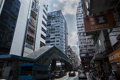 Hong Kong (Fotograf Halvor Njerve) Tags: china city skyline hongkong asia tourist kina turist mennesker gatefoto