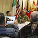 Vicenza military leaders engage local media
