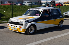 Renault 5 Alpine Turbo (benoits15) Tags: automotive automobile anciennes avignon retro rallye racing old prestige supercar festival flickr french german gt motor meeting car coches classic cars collection voiture vintage vw volkswagen nikon renault 5 alpine turbo