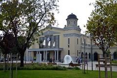 2016_Békéscsaba_2925 (emzepe) Tags: 2016 október ősz békéscsaba vasutas nap békéscsabai hungary ungarn hongrie railway station vasútállomás állomás bahnhof gara gare