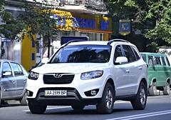 AA2599BP (Vetal 888 aka BB8888BB) Tags: hyundai santafe licenseplates ukraine kyiv  aa2599bp aa   aabp