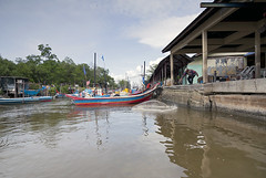 Empty catch (<Pirate>) Tags: sungai udang nibong tebal fishing point fish traders fresh october 23rd 1018 is stm ray masters gnd 9soft penang malaysia