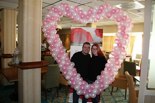 Ballonnenhart Carlton Oasis Hotel Spijkenisse