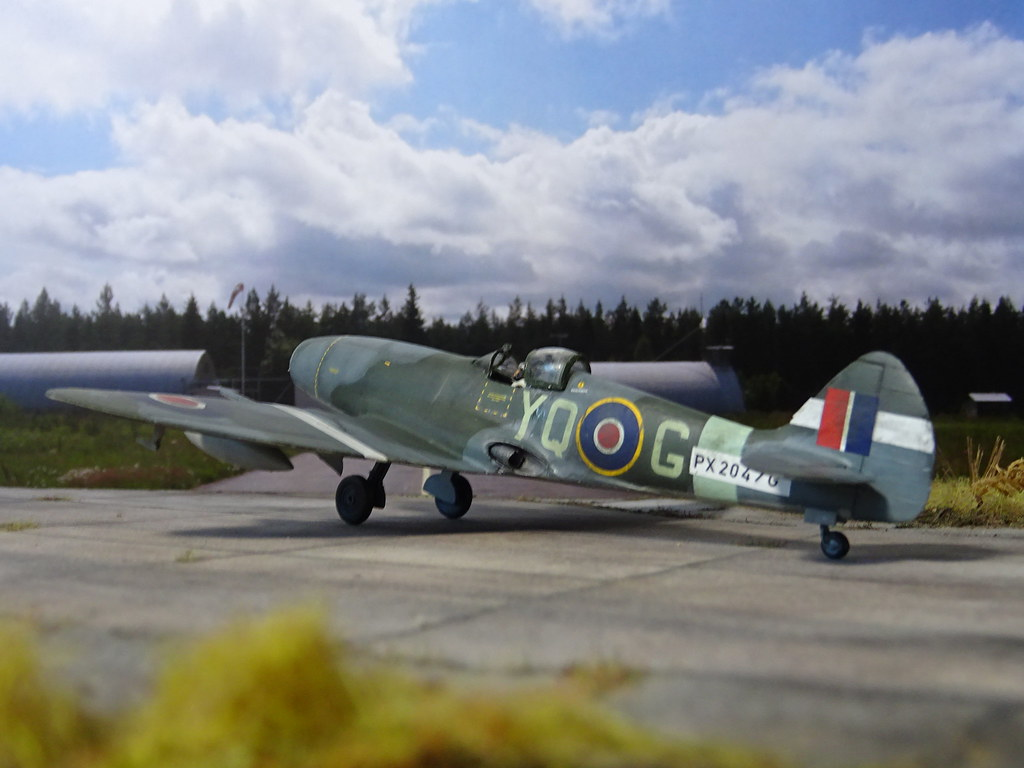 supermarine spitfire jetfire - photo #12
