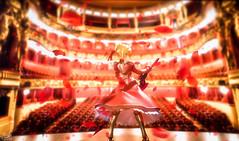 Aestus Domus Aurea () Tags: aestus domus aurea  saber  nero  japanese toy animate figure action fate extra nikon d810 heero red