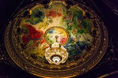 Ceiling frescoes by Marc Chagall (KPPG) Tags: indoor paris opéragarnier chagall france frankreich kunst art frensken deckenmalerei ceilingfrescoes samsungnx nx3000