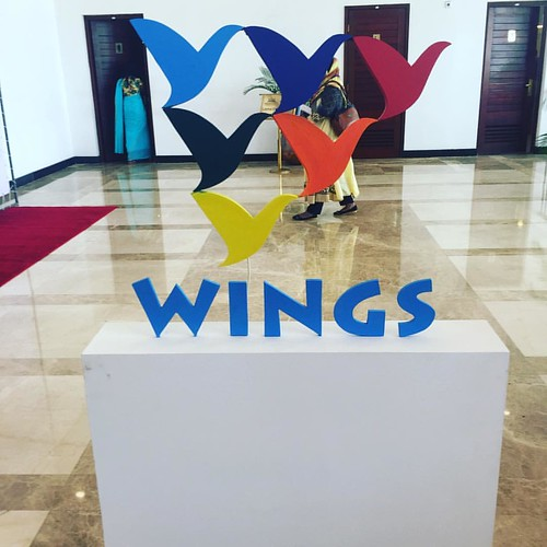 The #Wings festival is a celebration of art, conversation and food that brings #srilankans together to contribute to a new imagined conversation on reconciliation.   Some really inspired stories, exhibitions and discussions.   @international_alert co faci