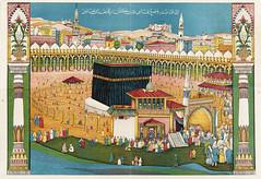 El Kaaba (Benbouzid) Tags: المكة مقام ابراهيم اسماعيل المباركة الحج اسلام القدس المدينة المنورة المسجد النبوي الاقصى الحرام محمد صلى الله عليه و سلام