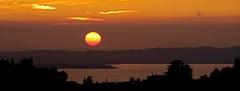 Tramonto Dopo La Pioggia (G.Sartori.510 BrucaturaOlive12HoursADay) Tags: pentaxk1 pentaxdasmc60250mmf4edifsdm sole sun tramonto sunset cielo sky nuvole clouds