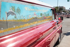 it swallowed route 66 (1600 Squirrels) Tags: 1600squirrels photo 5dii lenstagged canon24105f4 classic car automobile show downtownalamedaclassiccarshow parkstreet alameda alamedacounty eastbay sfbayarea nocal california usa