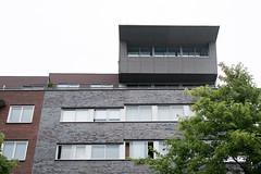 Extension (photosam) Tags: amsterdam noordholland netherlands fujifilm xe1 fujifilmx prime raw lightroom xf35mm114r xf35mmf14r urban architecture detail modern modernist