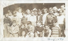 may 1945 (timp37) Tags: kids picture may 1945 black white film photograph