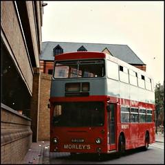 Morley's,Whittlsea OJD 232R (EwoodEddie1968) Tags: londontransport dms daimler fleetline mcw ojd232r ojd 232r